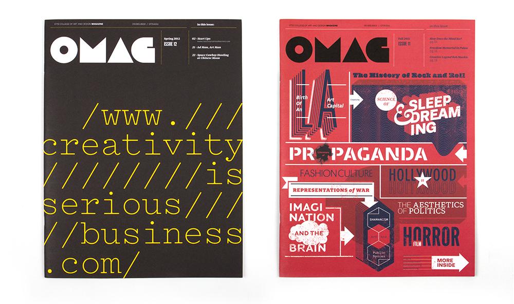 Typographic Cover Art