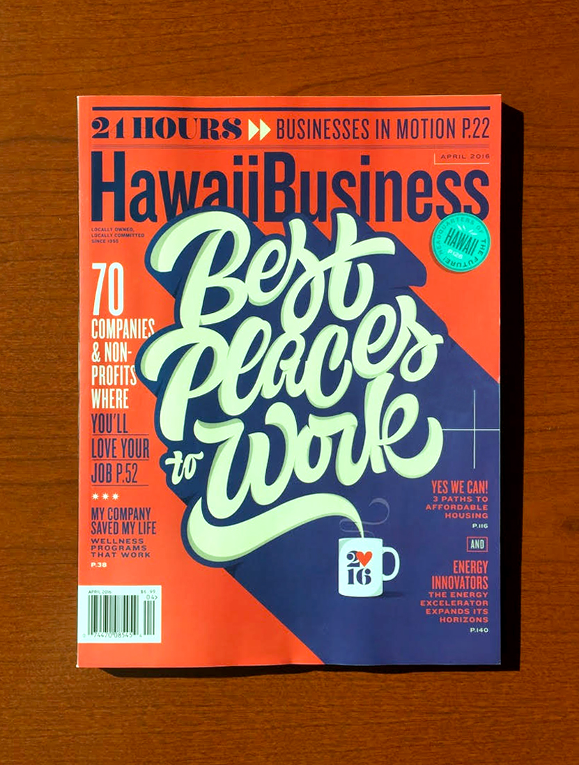 Best Places to Work — pprwrk studio
