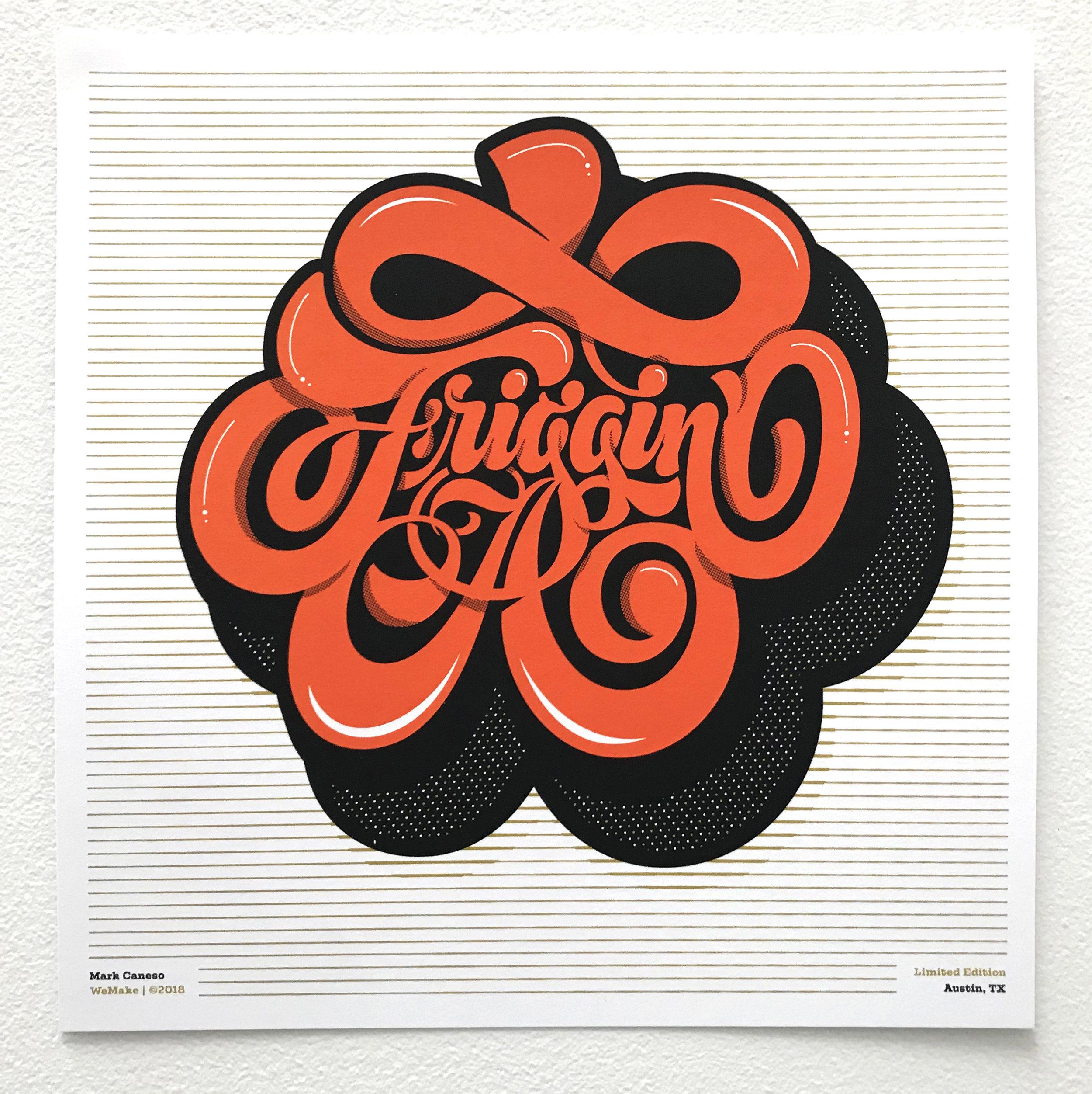 Friggin A — pprwrk studio