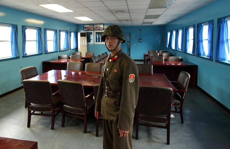 Democratic People's Republic of Korea © Henry Rollins