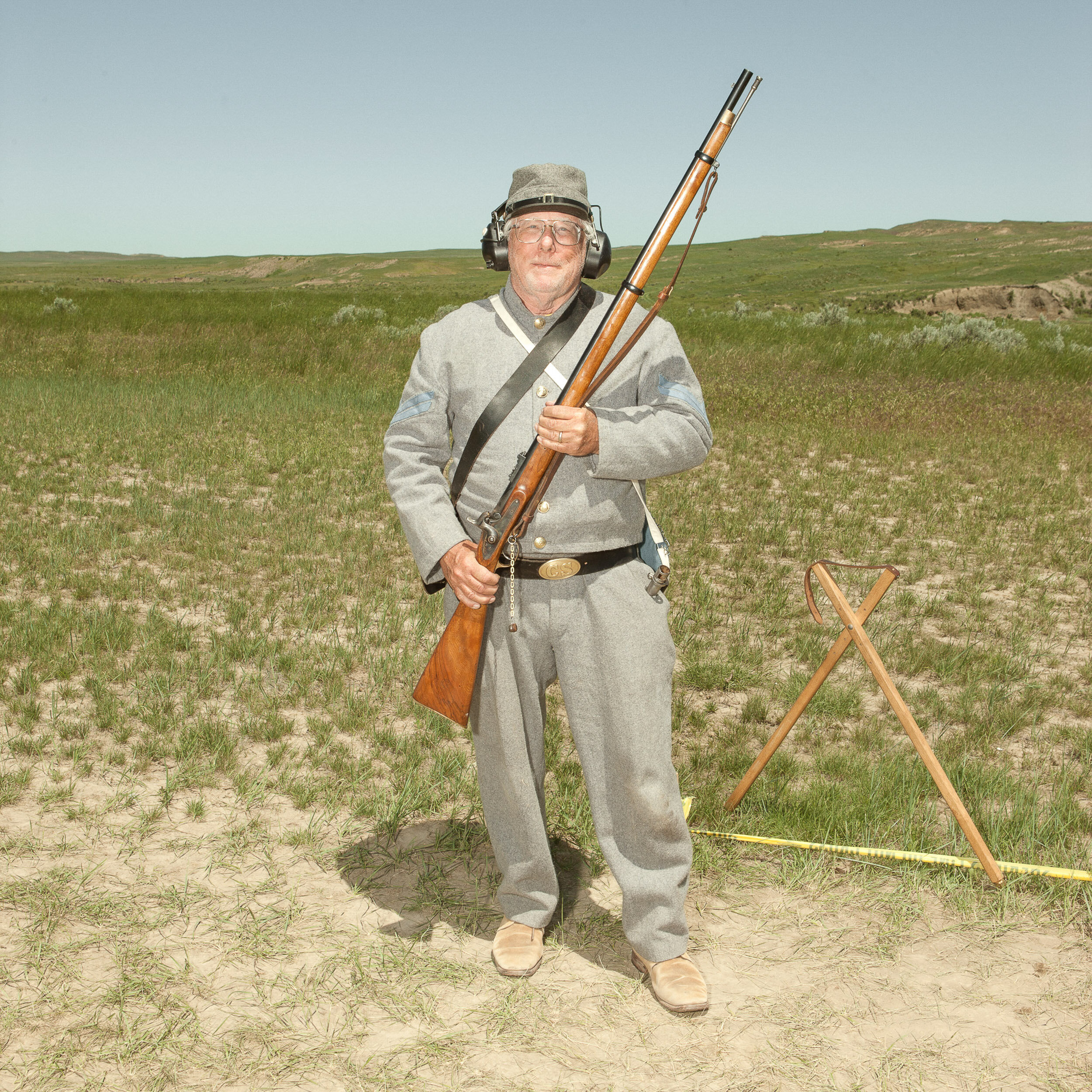 Rifle contest in Montana