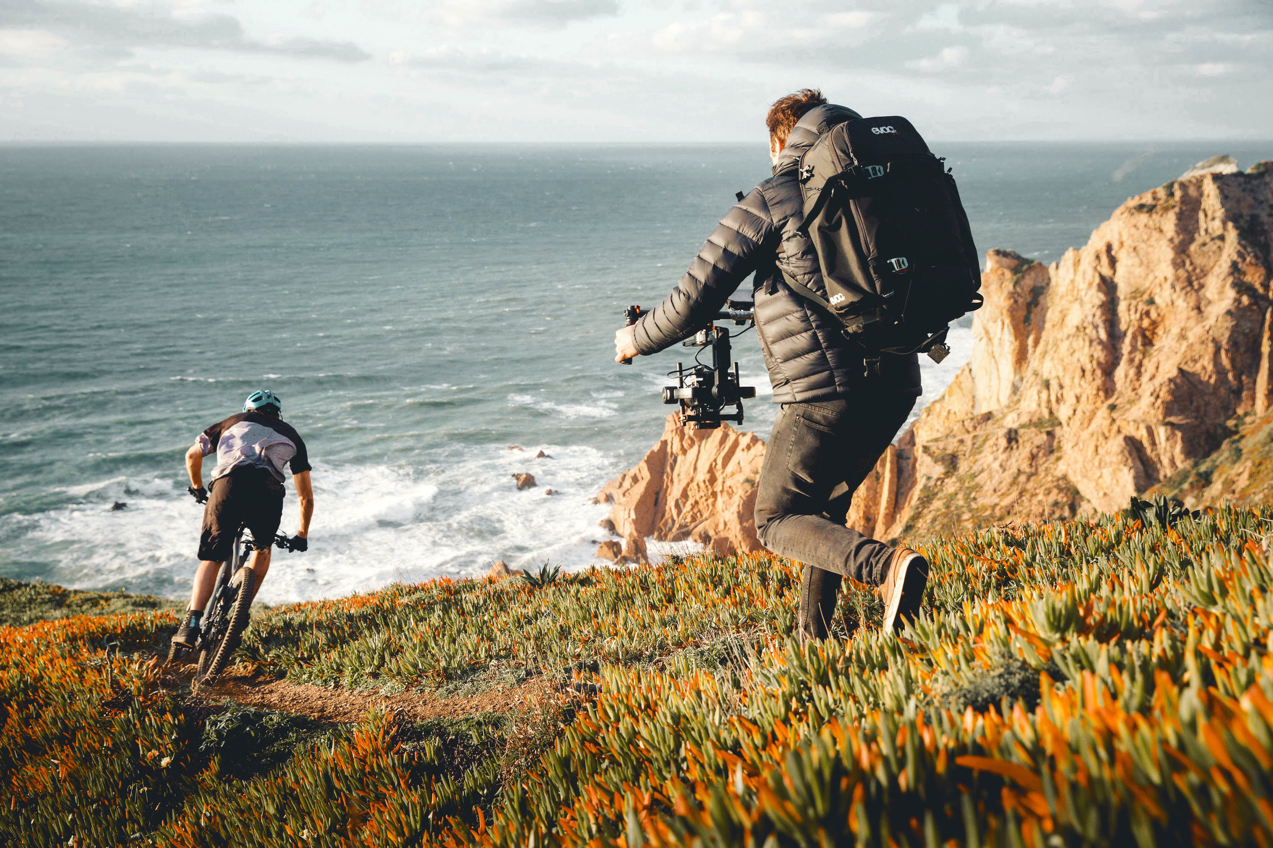algarve, portugal - shooting for Giant Bicycles