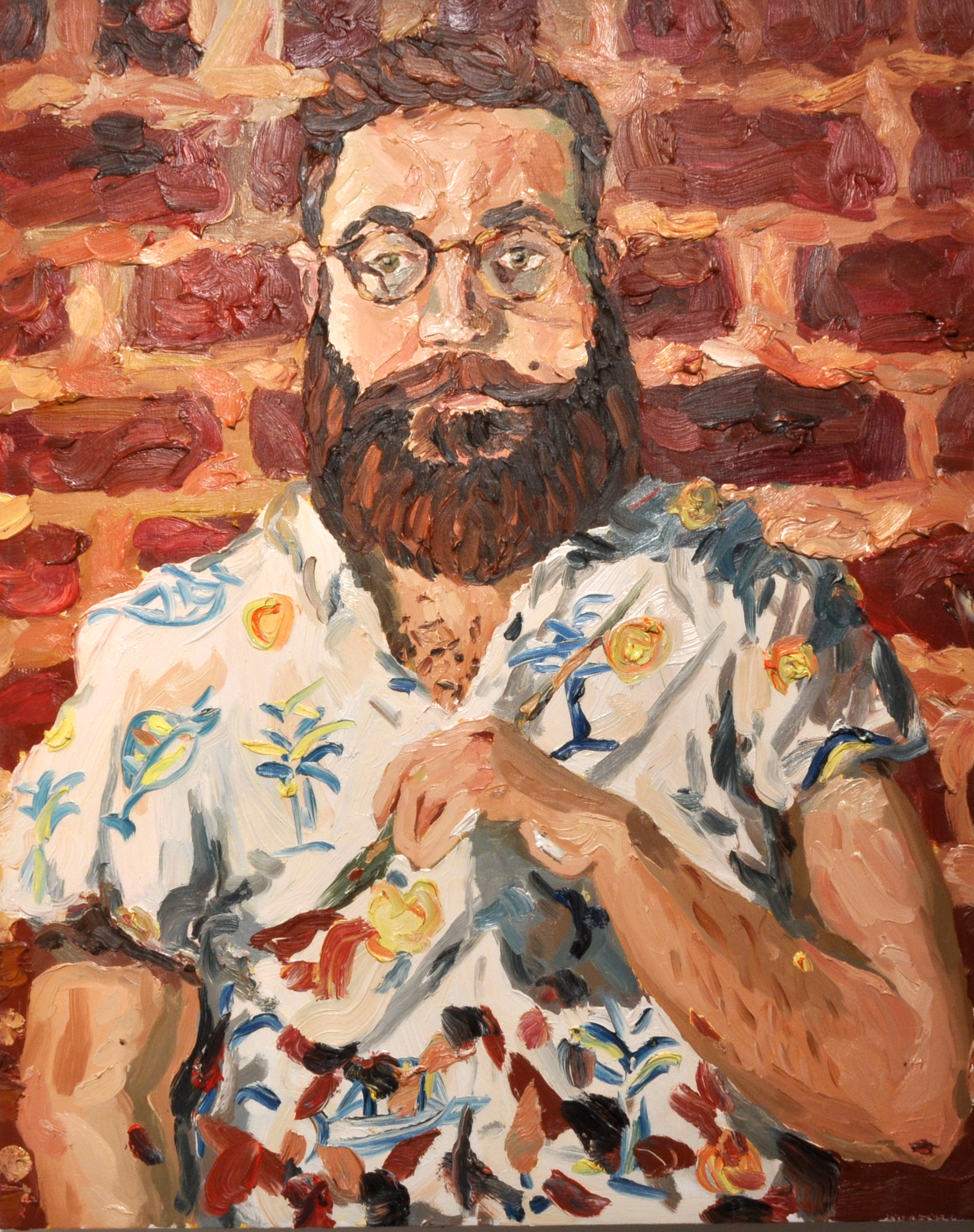 """Self Portrait at 29"""