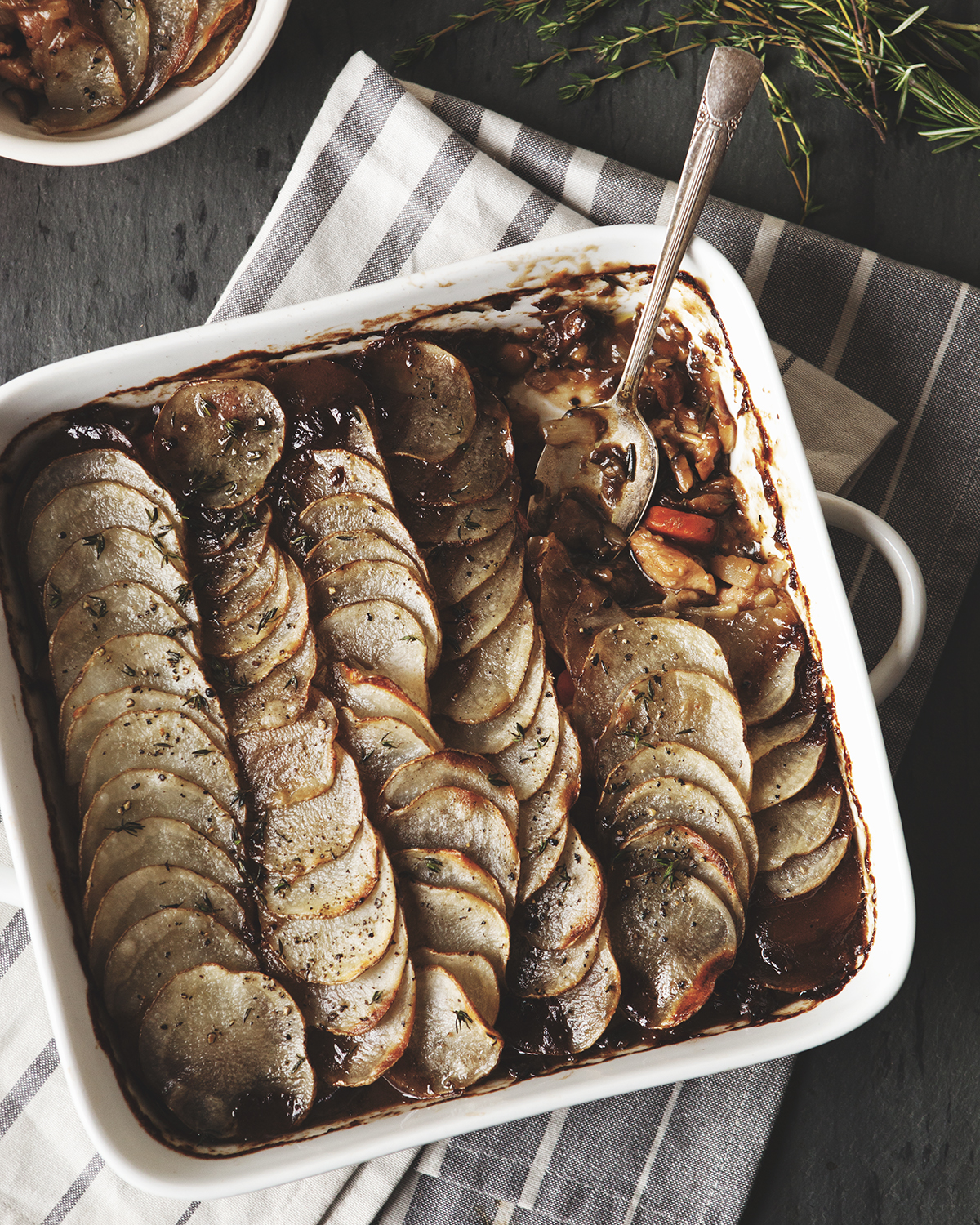Beer Simmered Cottage Pie