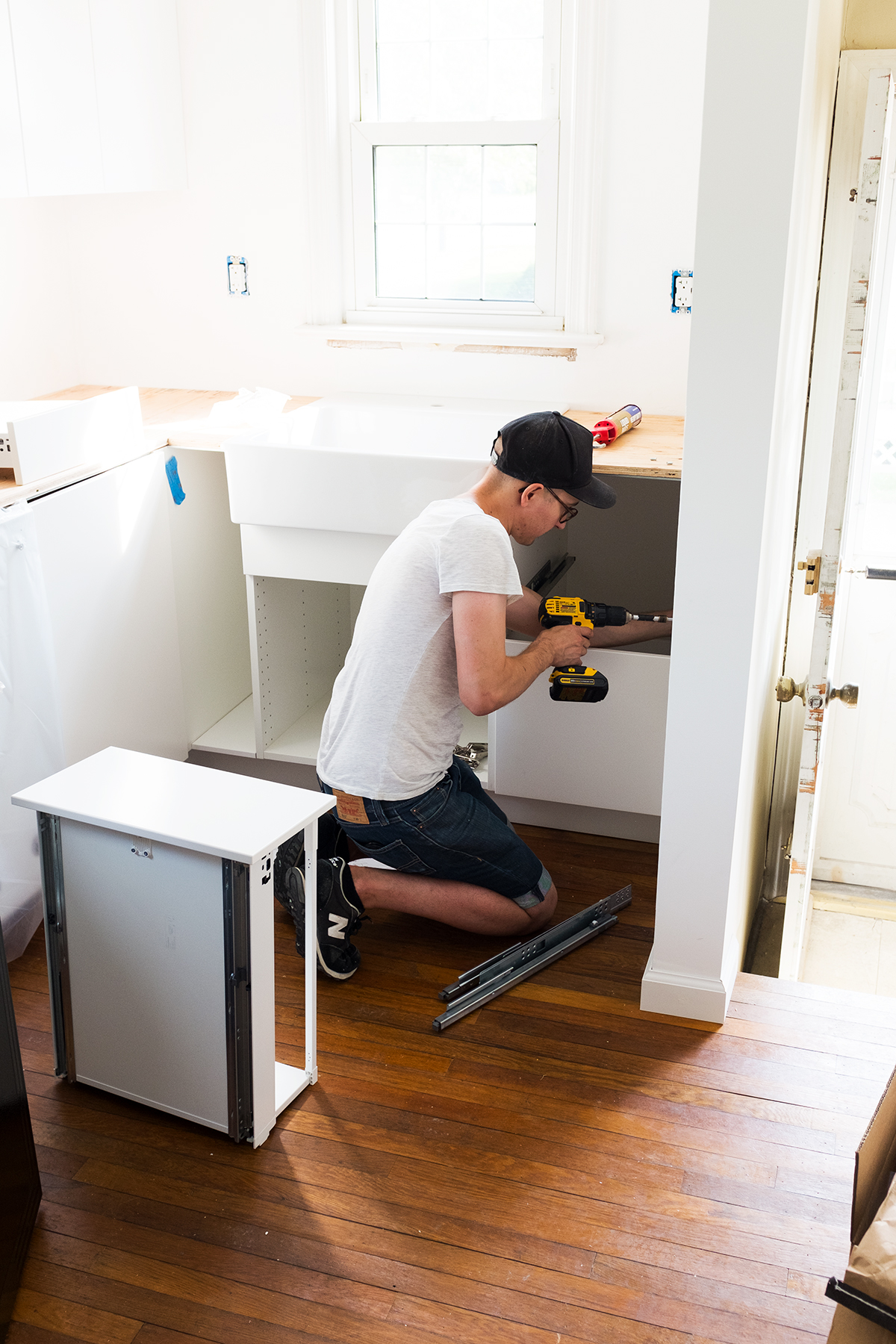 rounding thecorner on our kitchen installation - and some other renovation updates!