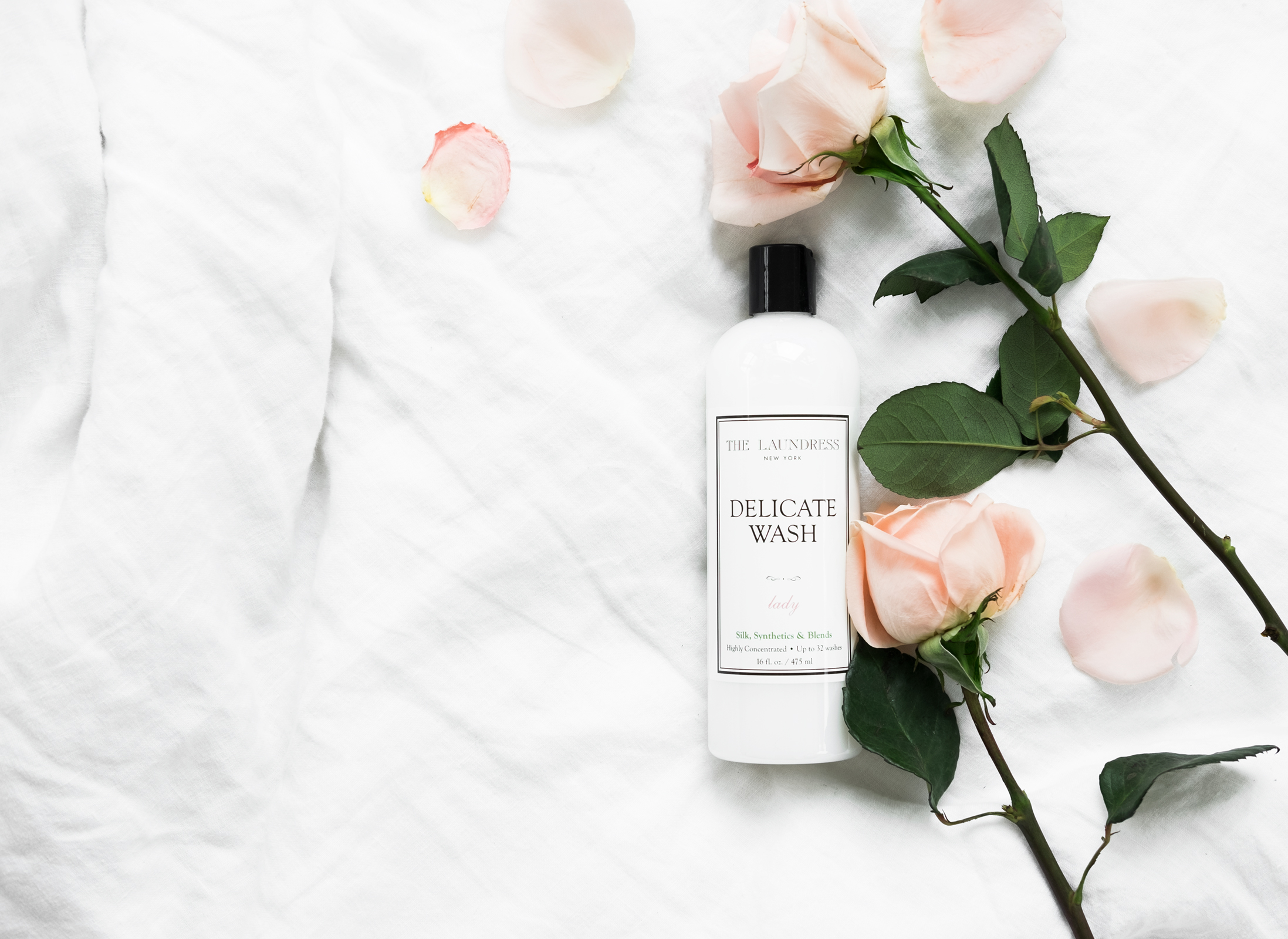 getting squeaky clean in 2018 - featuring the Laundress