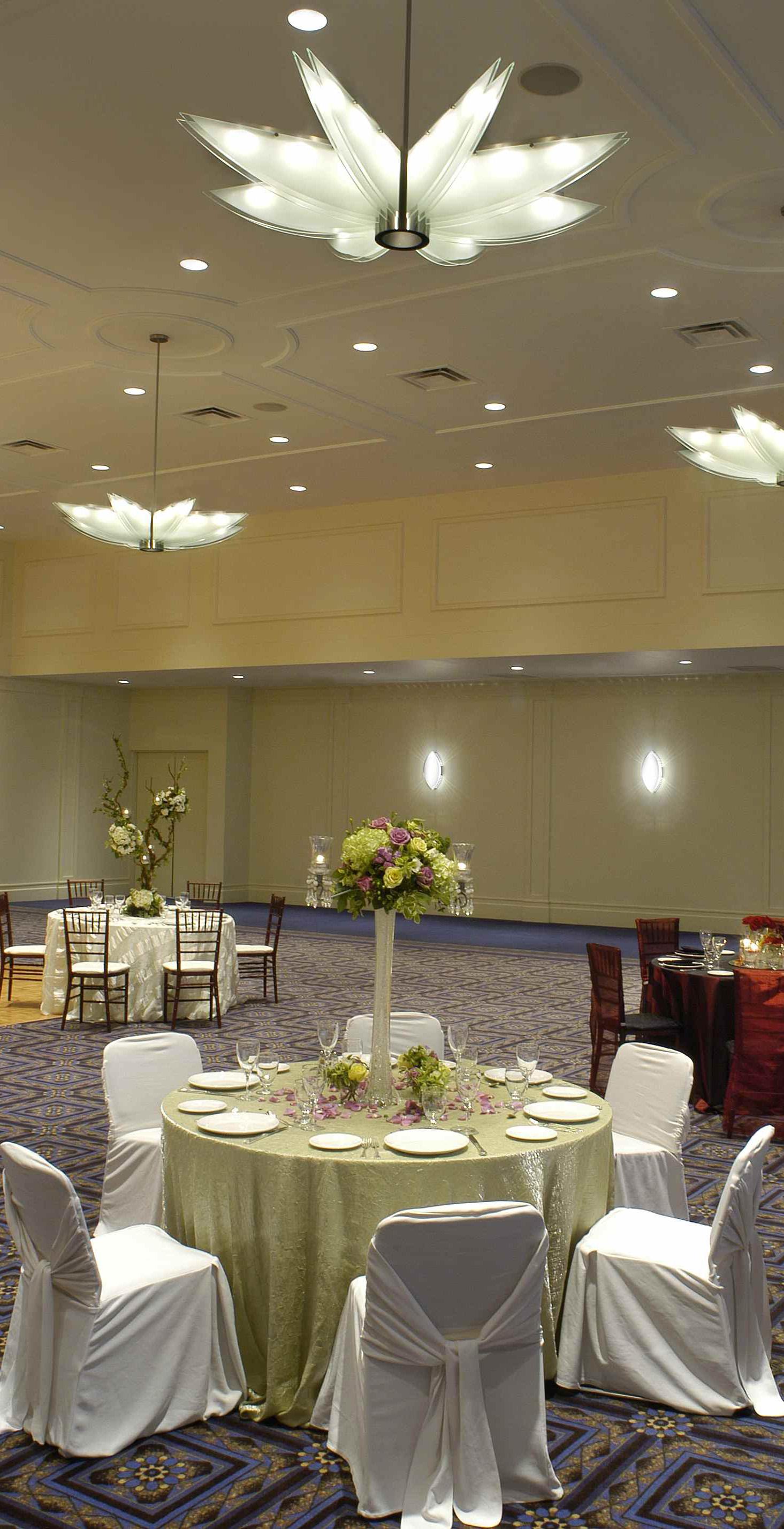 Banquet Hall Area