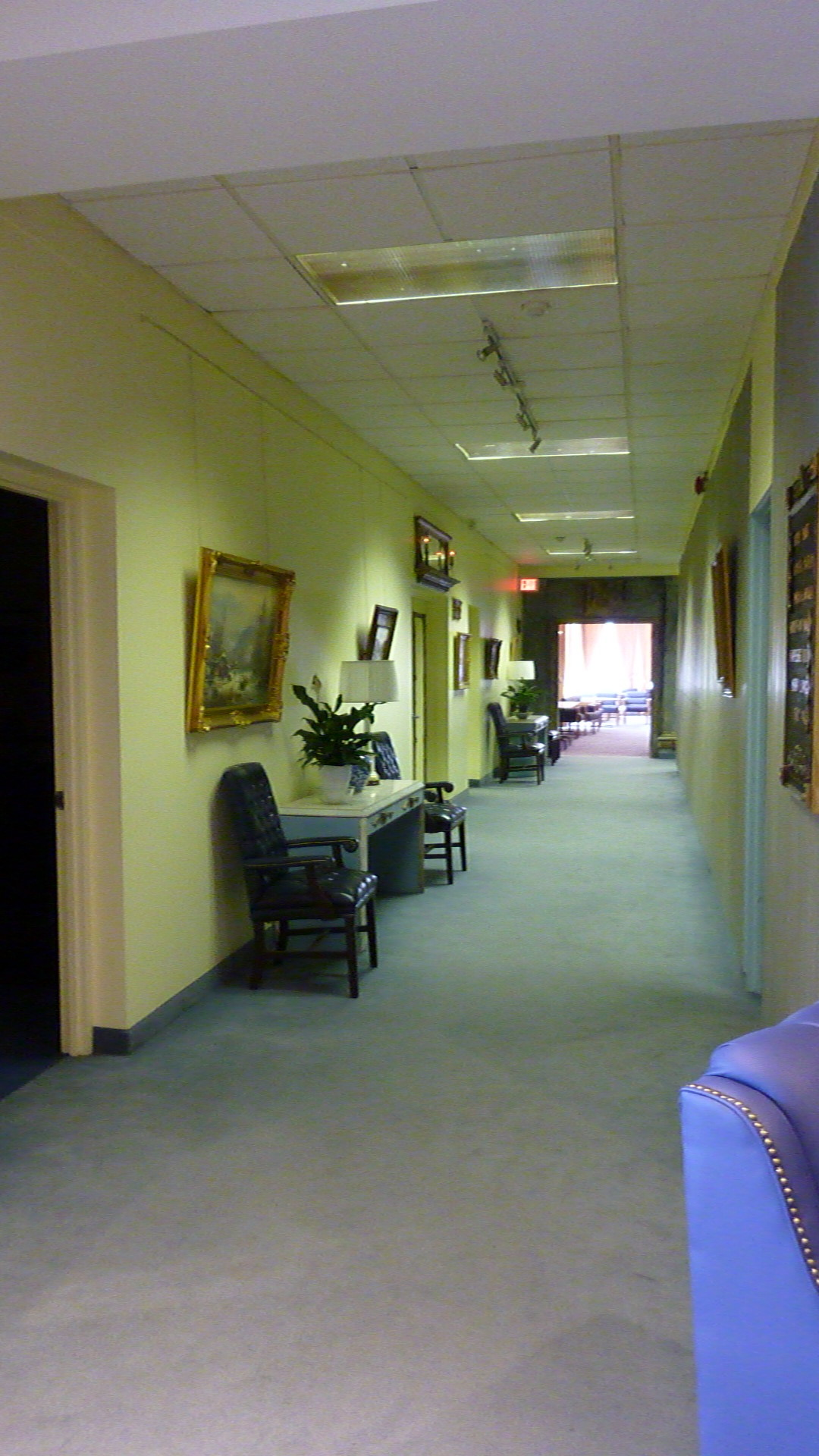 Before - Corridor Main