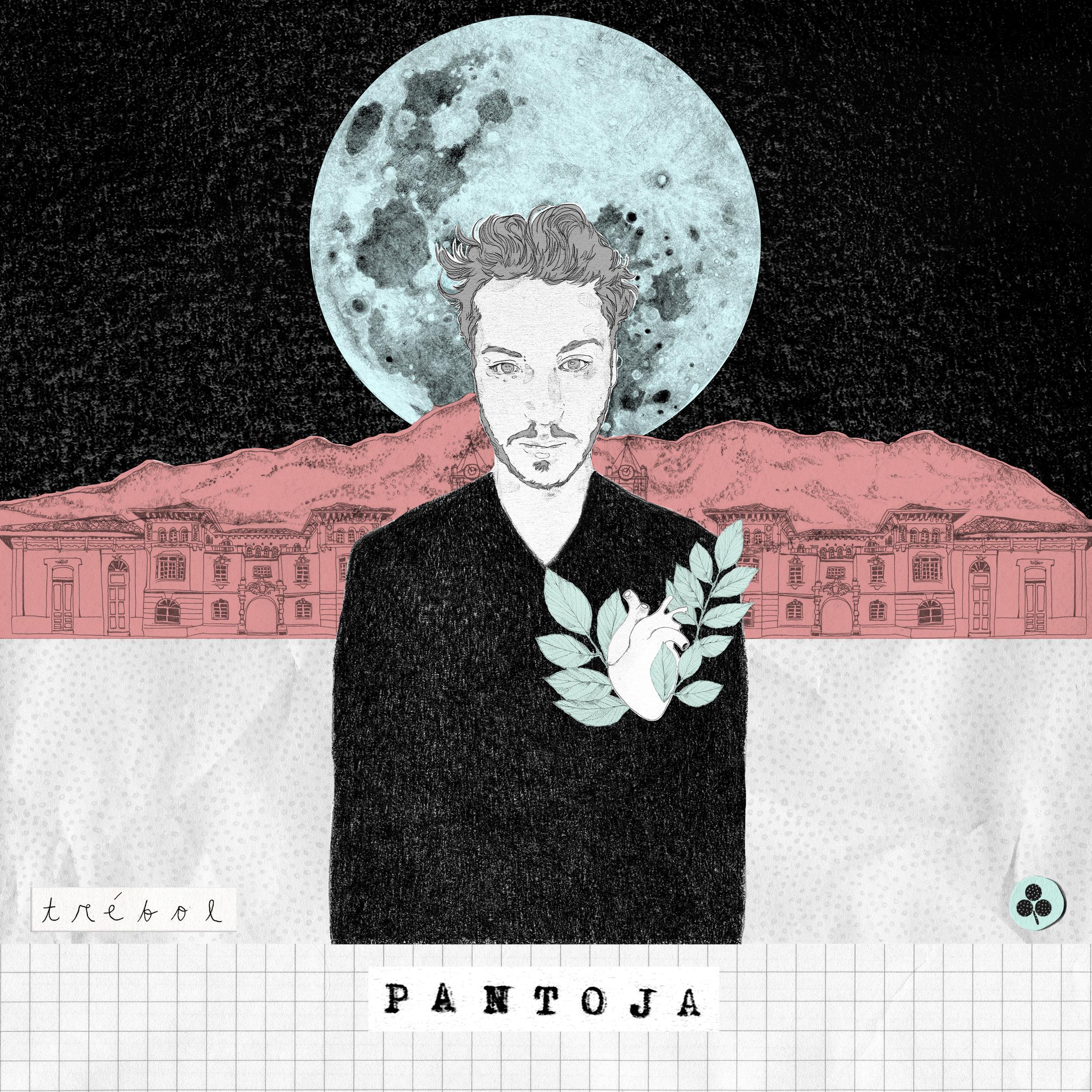 PANTOJA-TRÉBOL/CD