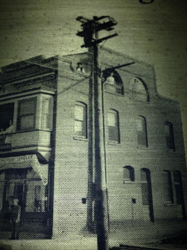 Stephenson Building c. 1905
