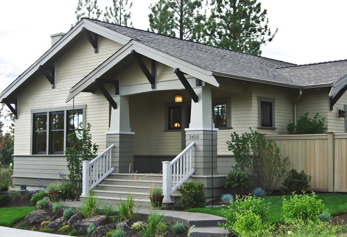 Bend Oregon Residence New Home