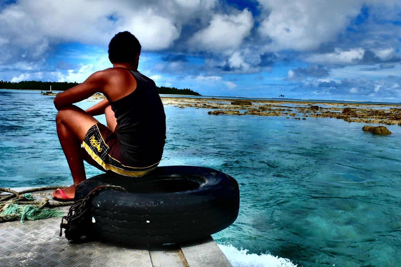 Puka Puka, Cook Islands.