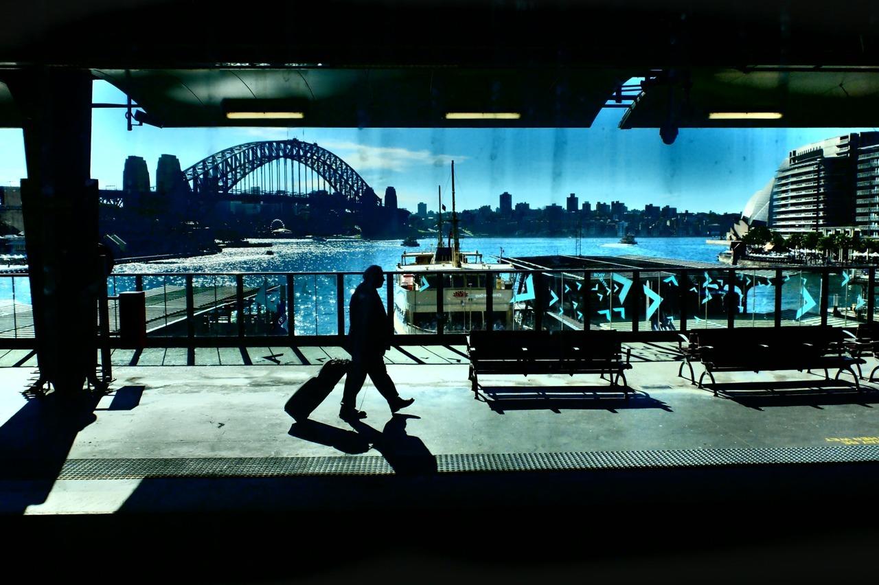 Circular Quay Station, Sydney, NSW