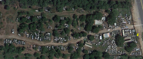 Aerial View  ©Google 2012