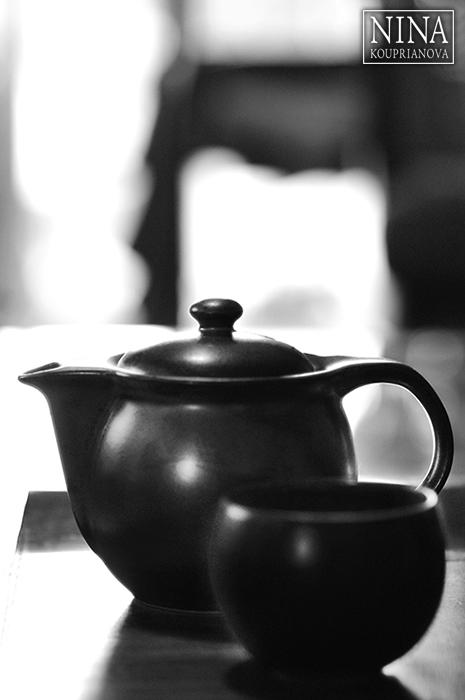 日本茶が飲みたい!