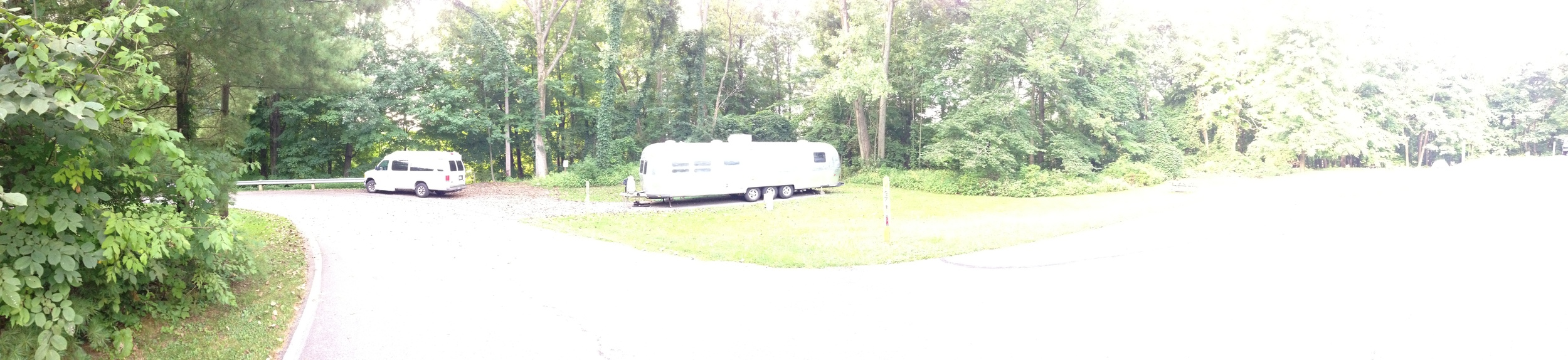 Some people go camping... we go glamping.