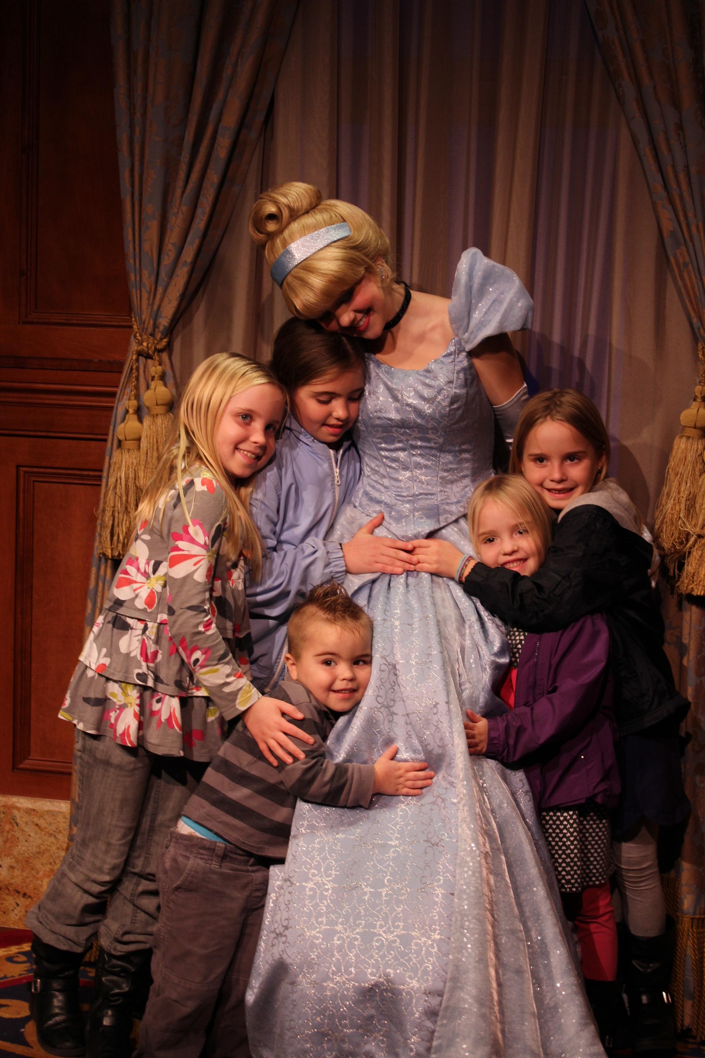 Cinderella, et. al.
