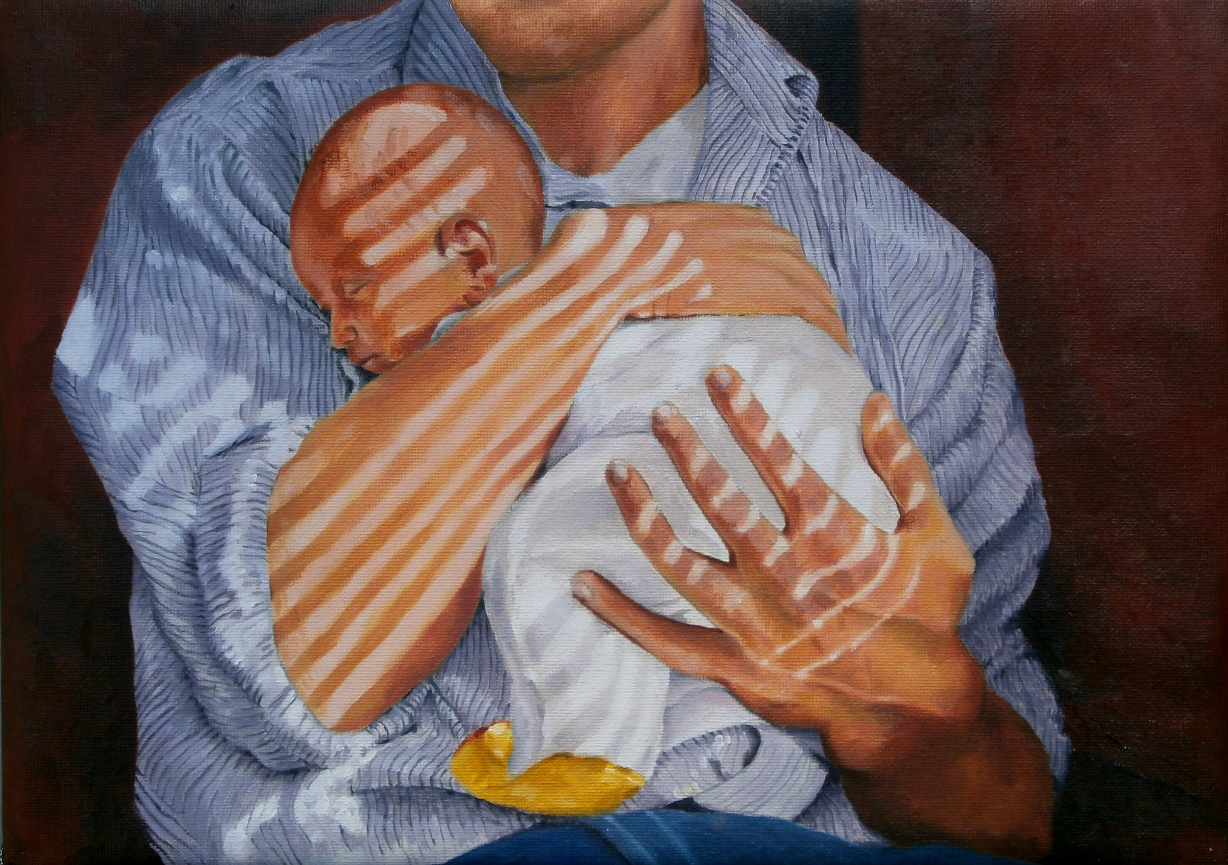 Newborn Wyatt