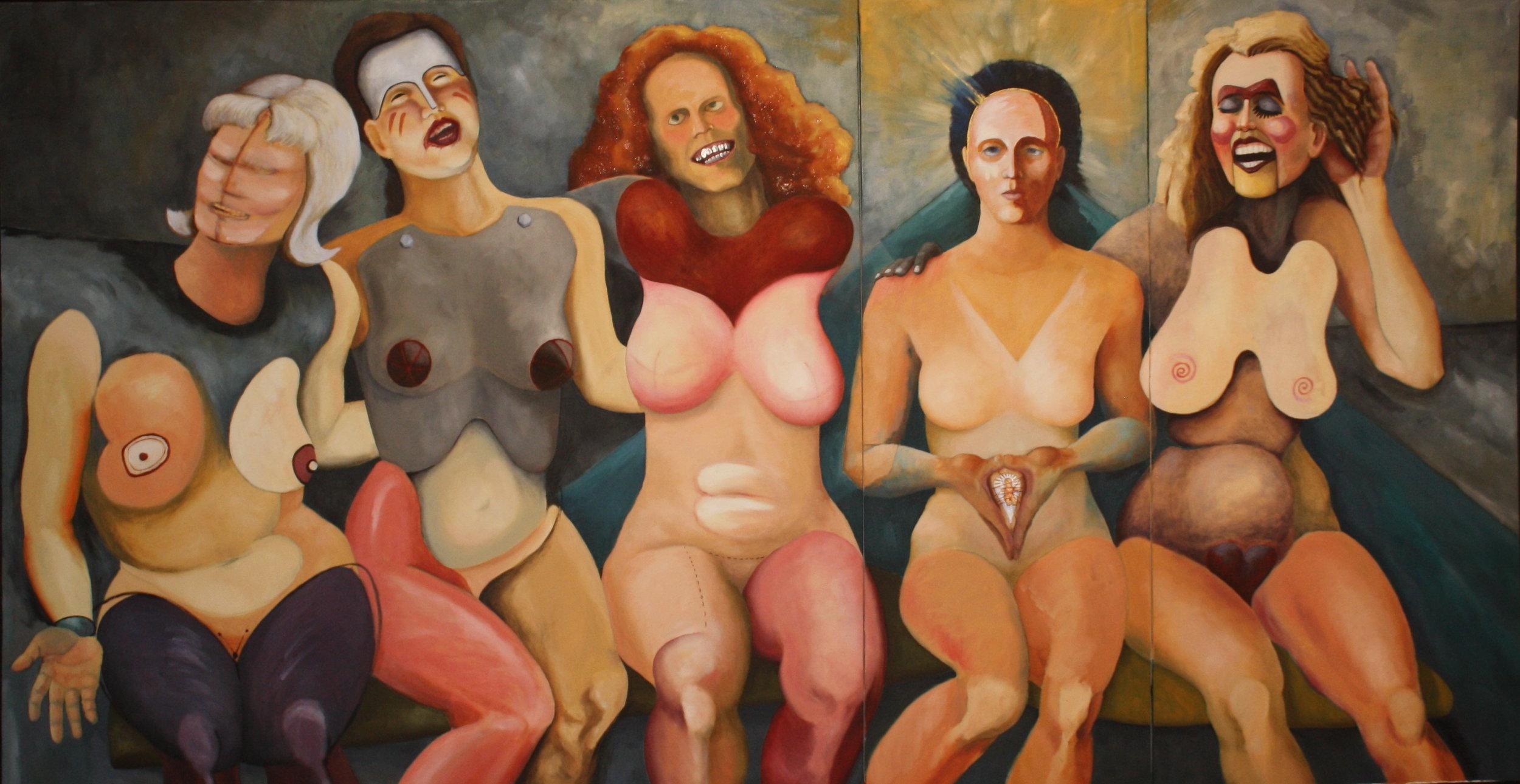 Les Demoiselles d' Cismont
