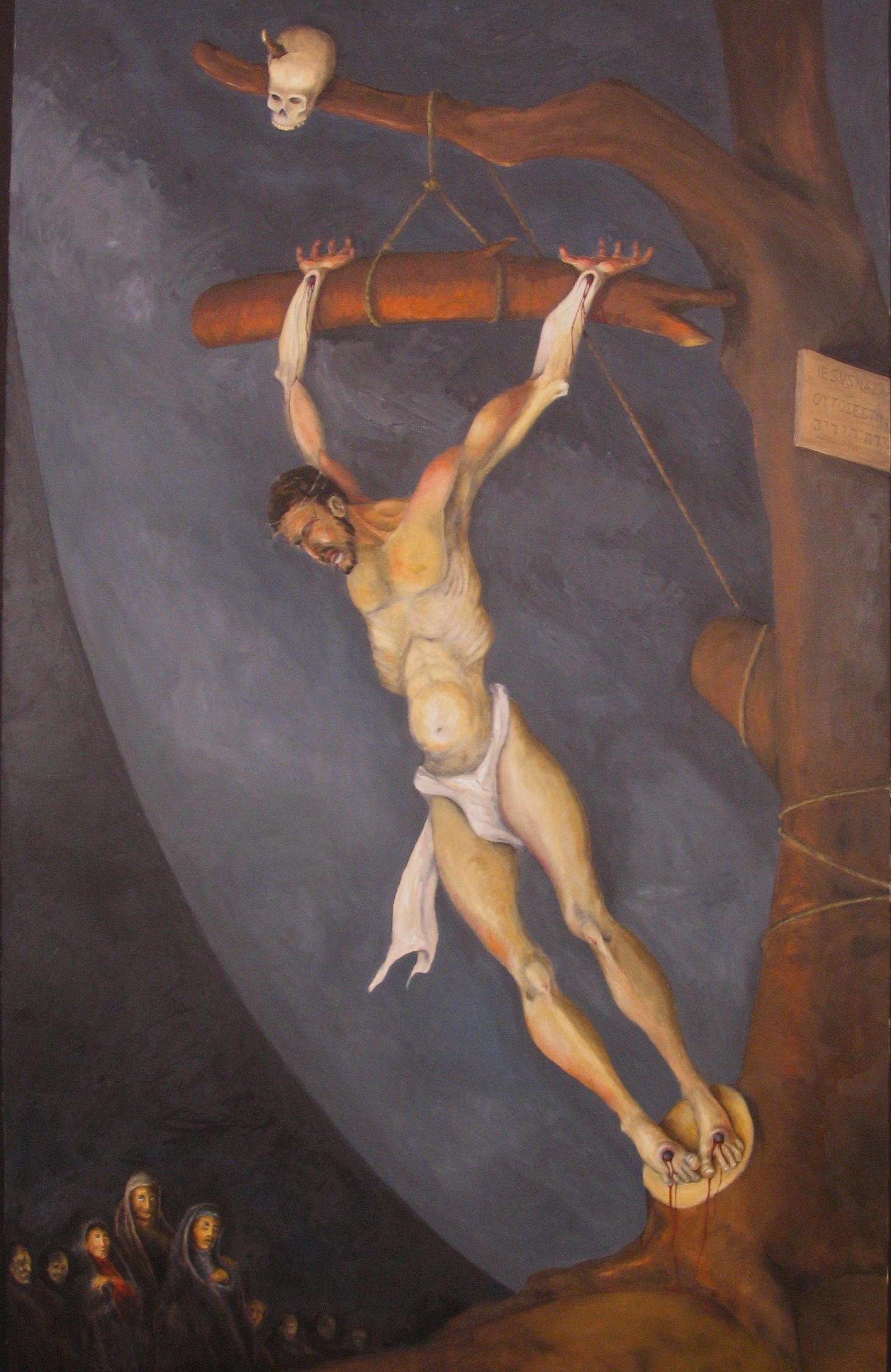 Crucifixion #3