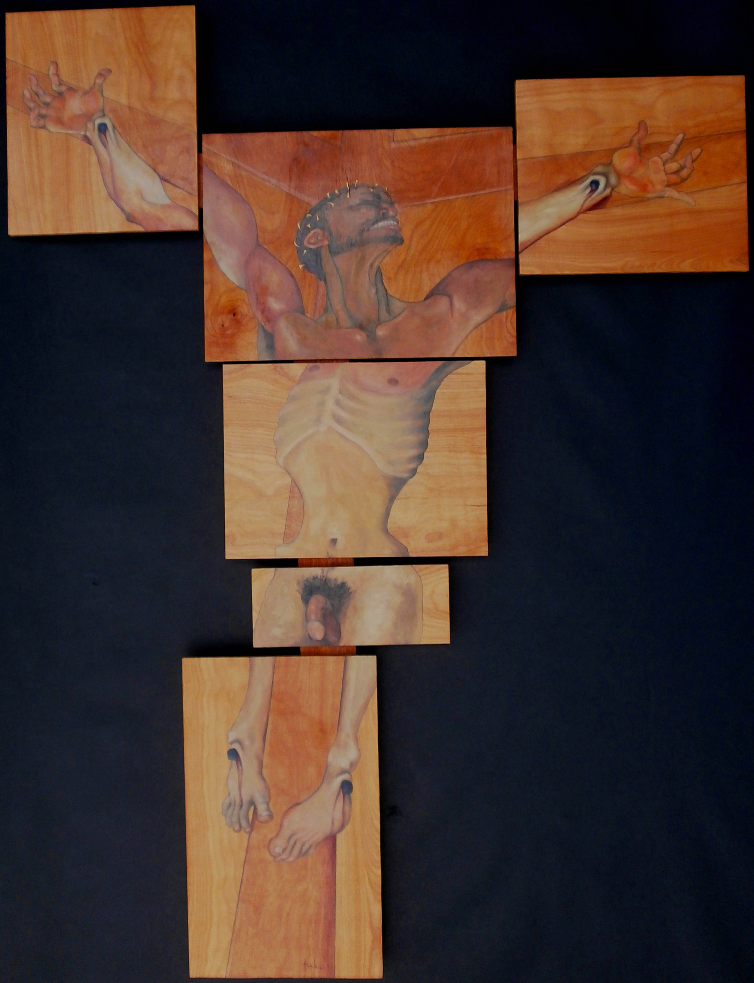 Crucifixion #6