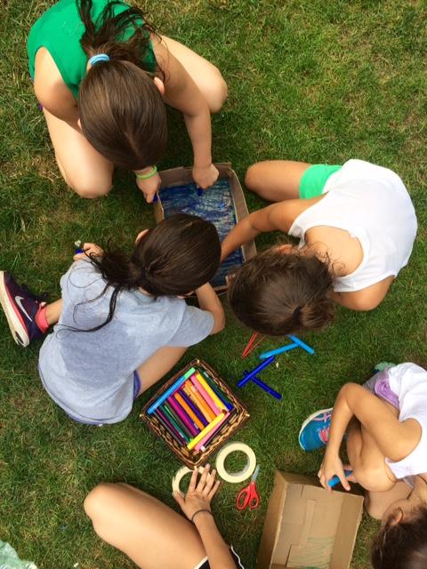 Museum educators bring programming to summer camp