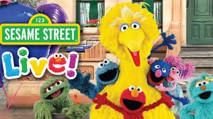 4 Premium Tix to Sesame Street Live
