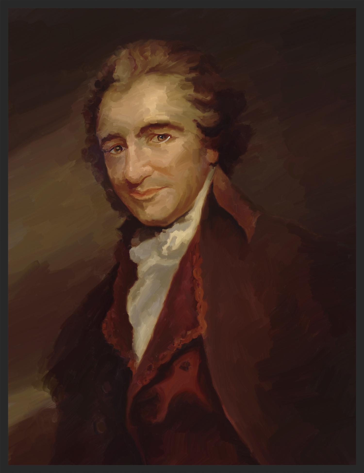 Firebrand of Liberty, Thomas Paine.