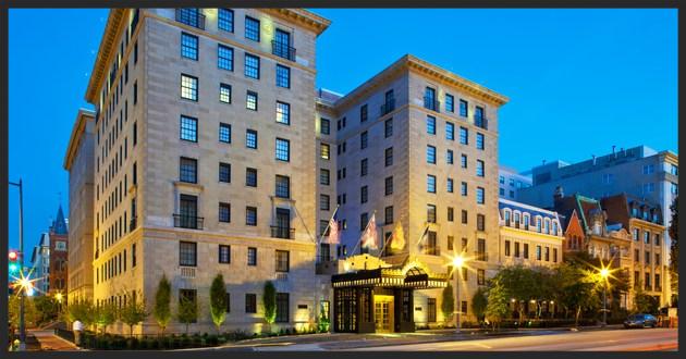"The Jefferson Hotel, a.k.a. ""Where the Magic Happens""."