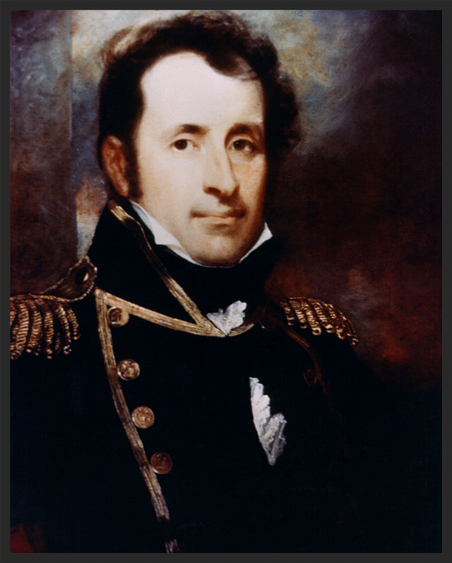 Stephen Decatur remains youngest American in the history of the navy ever elevated to the rank of Captain.