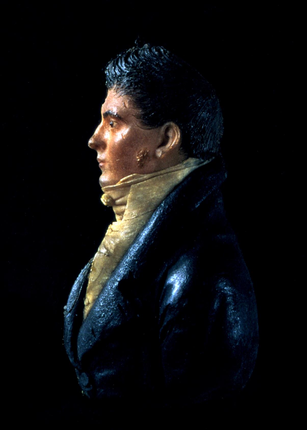 White House Architect, James Hoban.