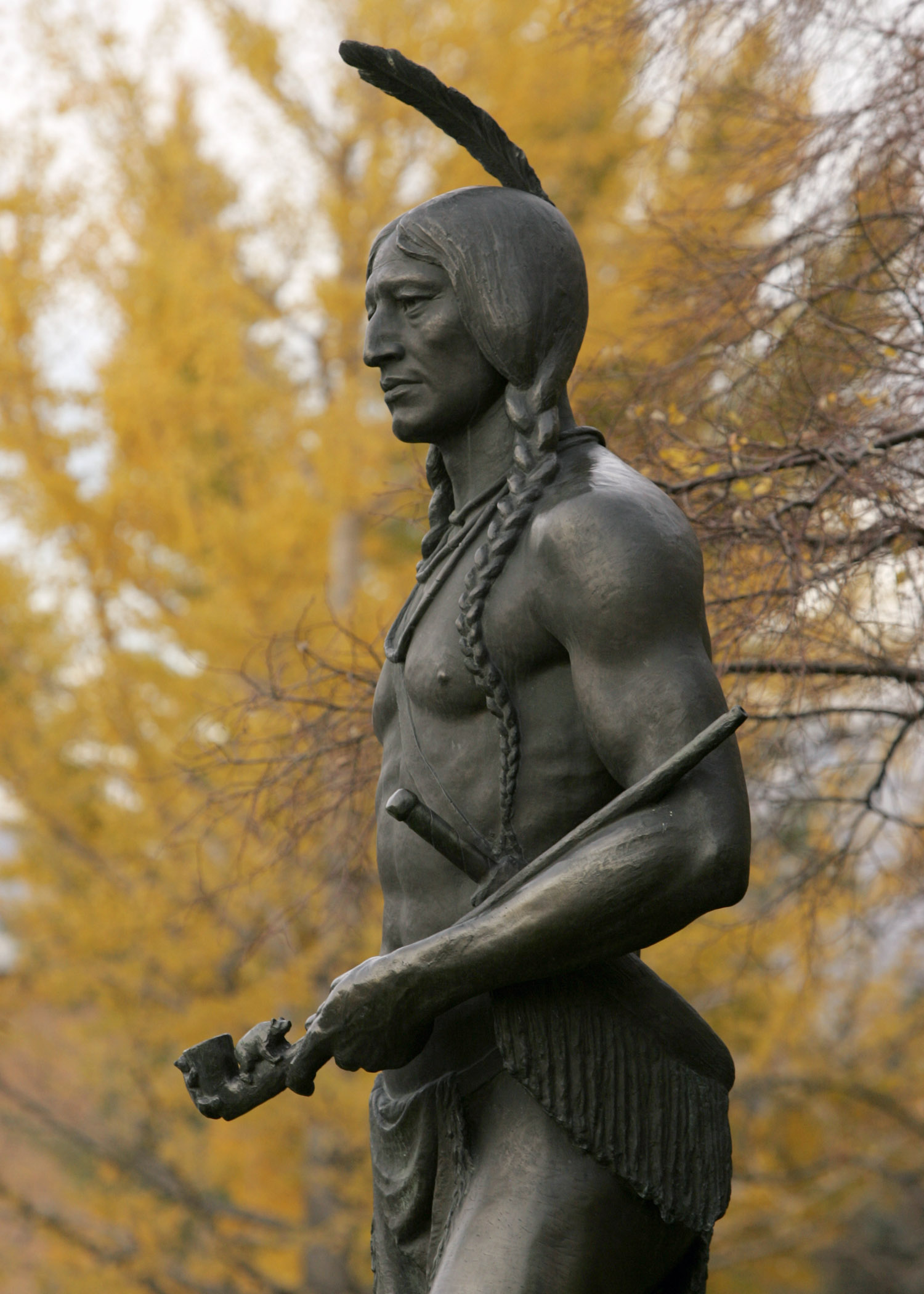 Massasoit emerges as one of the book's real (albeit complex) heroes.