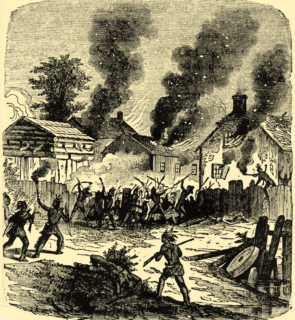King Philip's War was a watershed moment in the history of early America, with casualties proportionally equivalent to the Civil War.