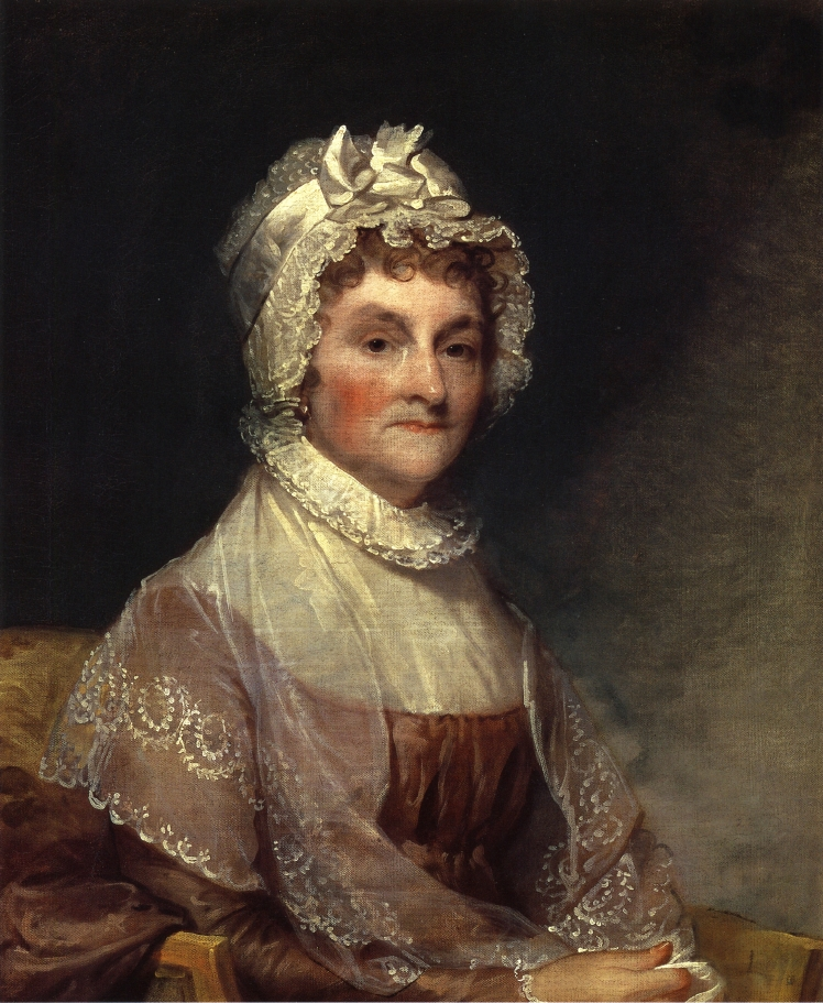 """John Adams' wife Abigail was one of our founding mothers and often chided her husband to, """"...remember the ladies"""" as the new American government established a remarkableset of rights and privileges for its citizenry."""