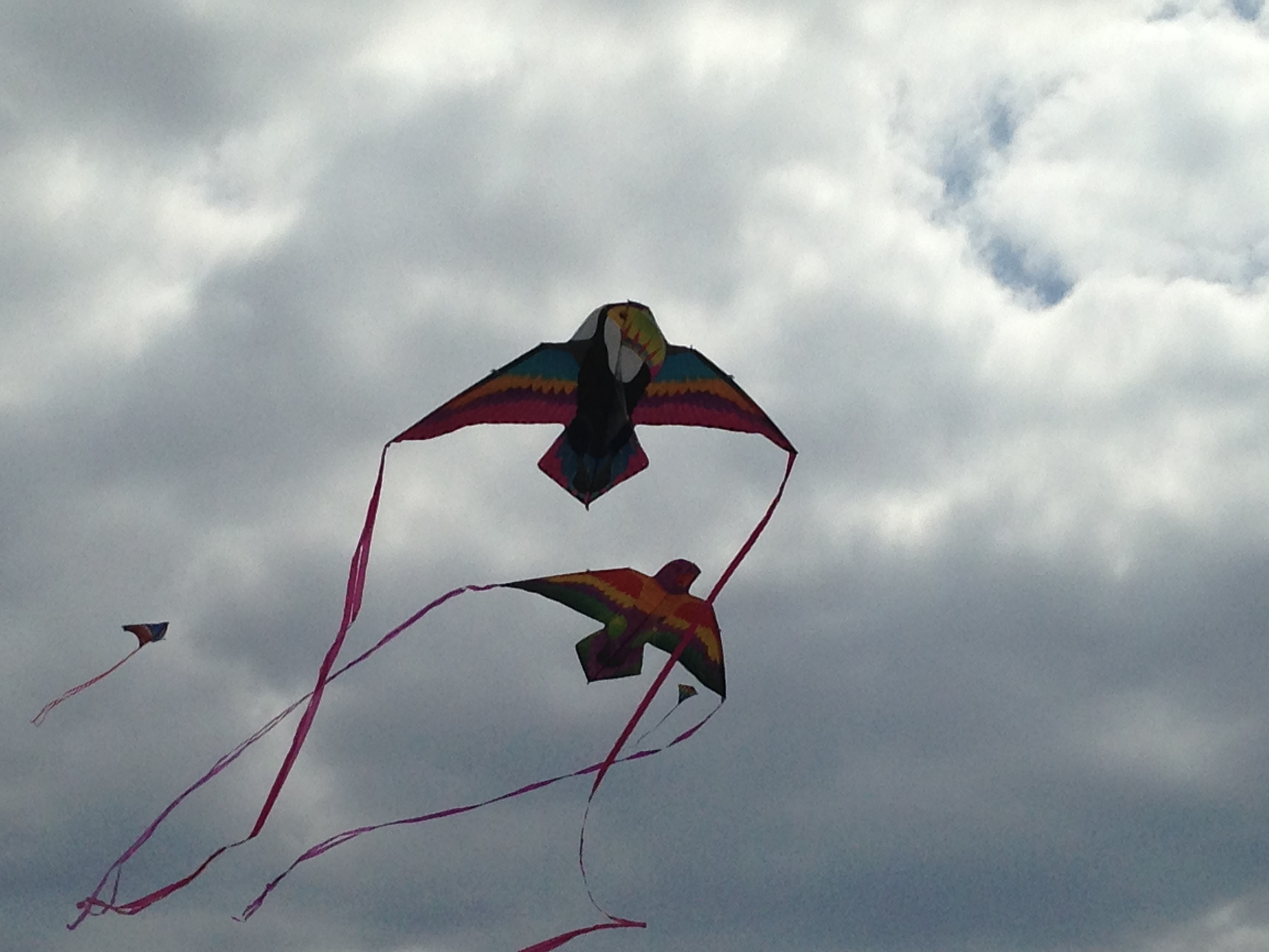 Kite Festival on the Mall