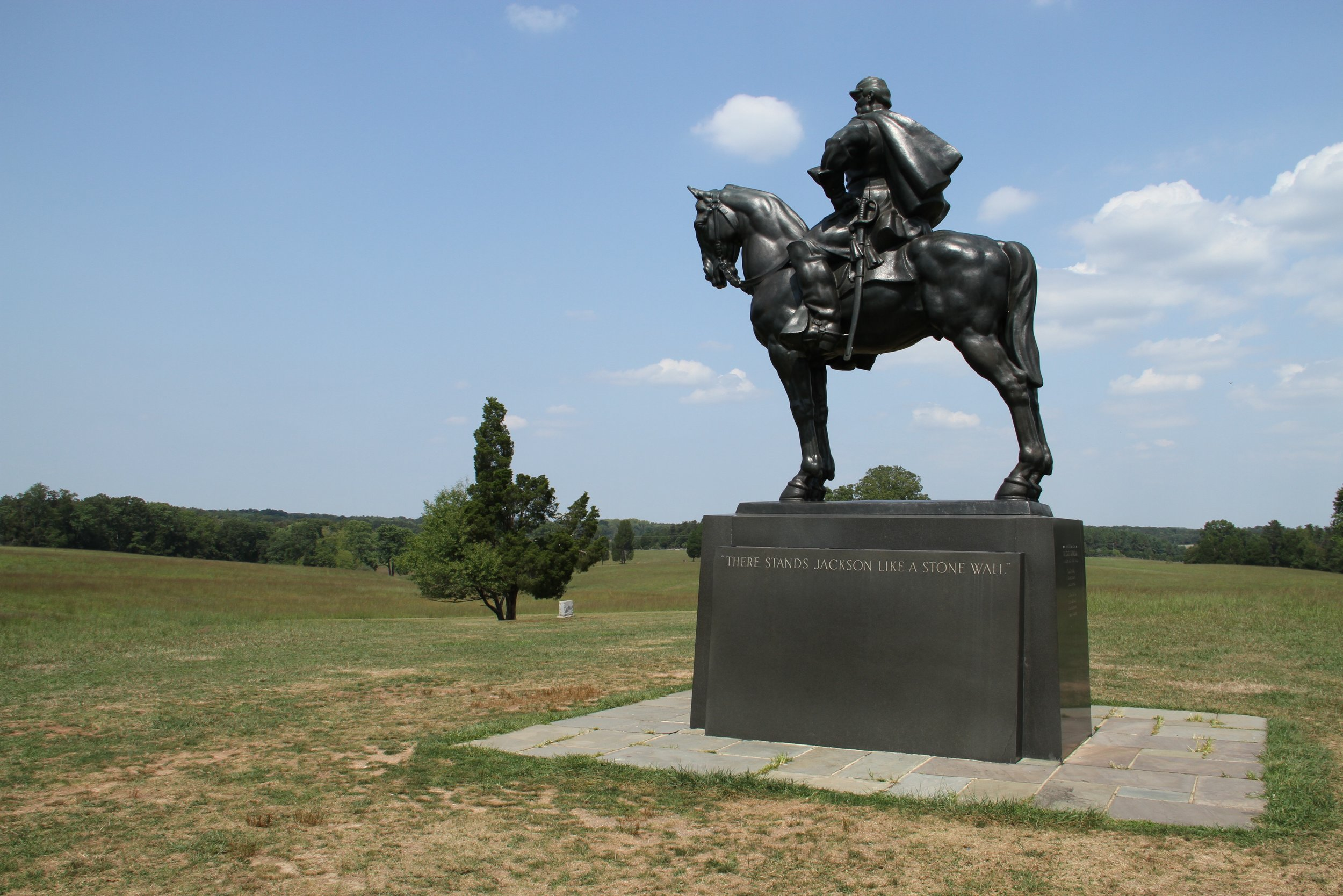 First Manassas - Experience the first great battle of the Civil War along the banks of Bull Run. Mixture walking & driving. Approximately 3 Hours.