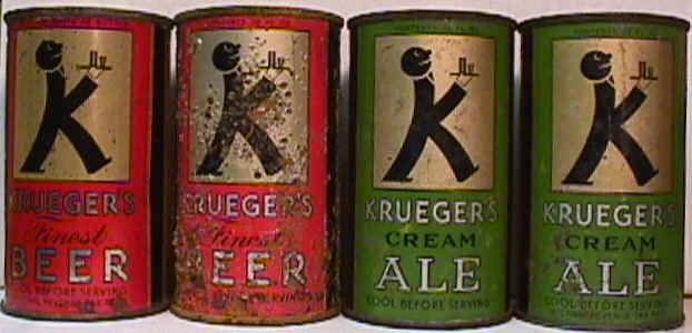 Gottfried Krueger Brewing Company