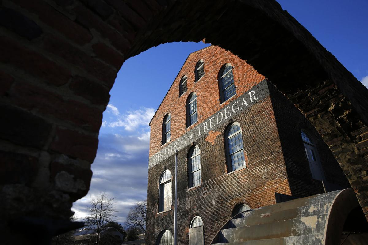 The new American Civil War Museum encompasses the site of the Tredegar Iron Works