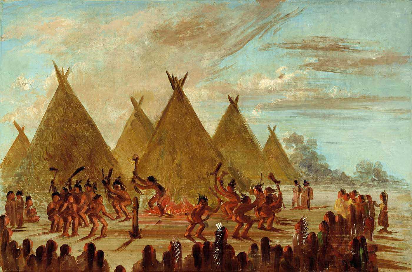 A Sioux War Dance