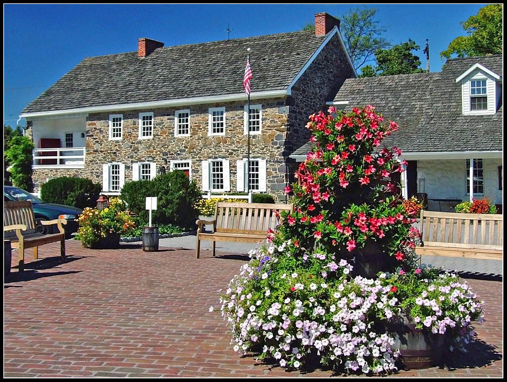 The Dobbin House