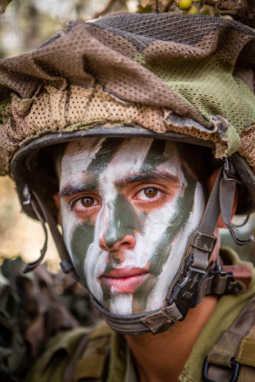 Druze IDF Soldier