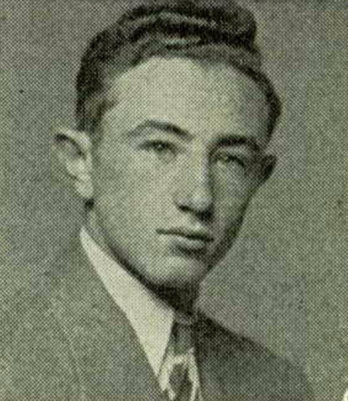 Donald Bosswick in 1947.