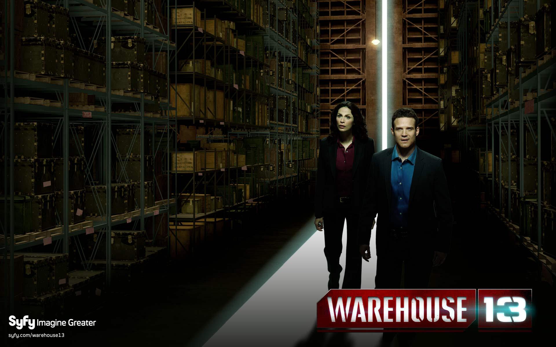 Warehouse 13 Season 3