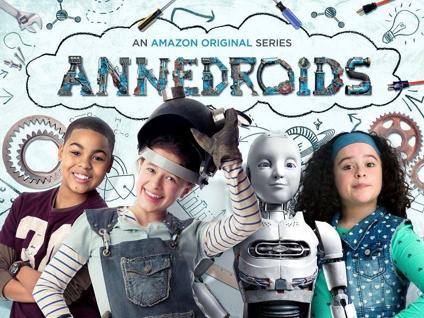 Annedroids Seasons 1-3