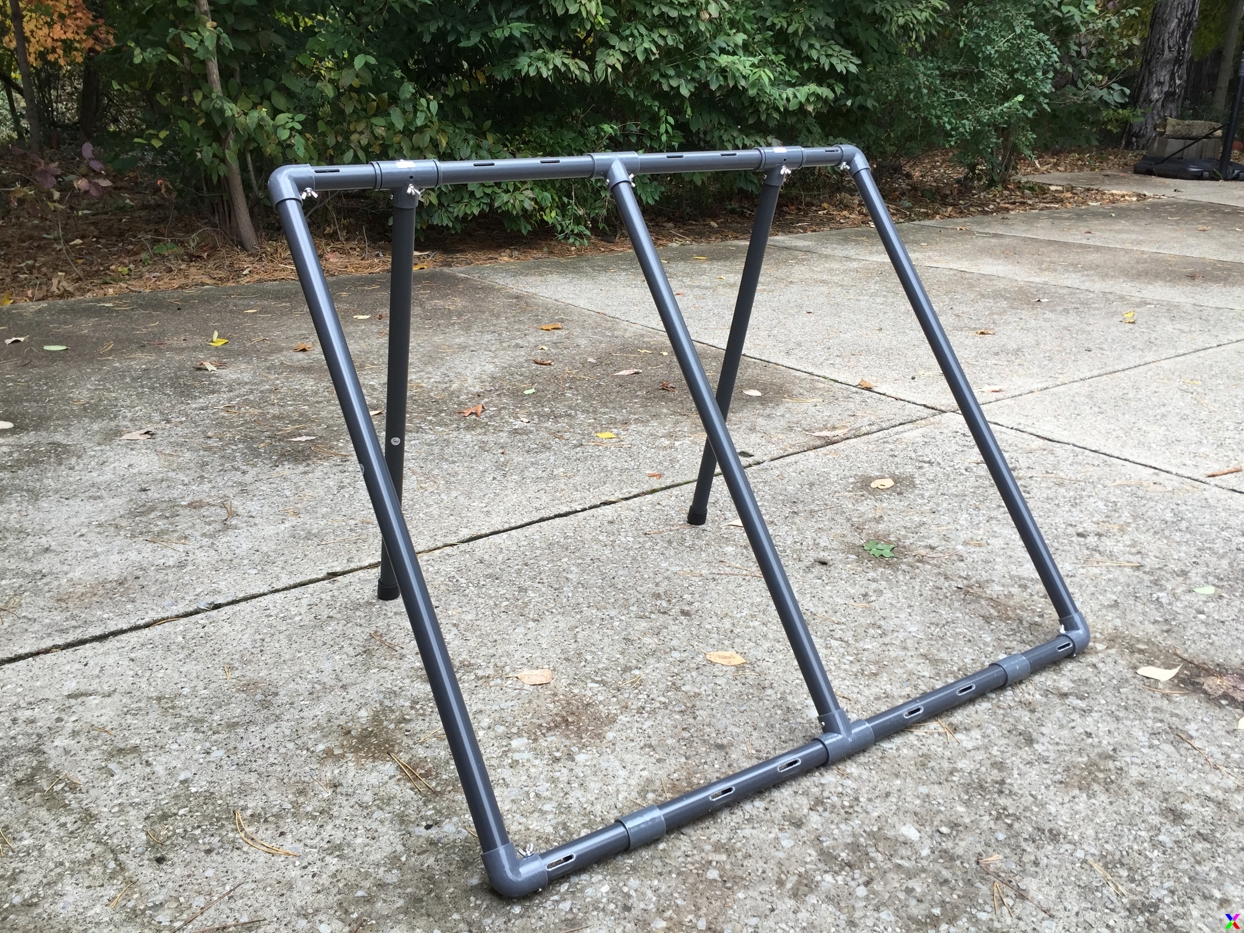 Front of Frame