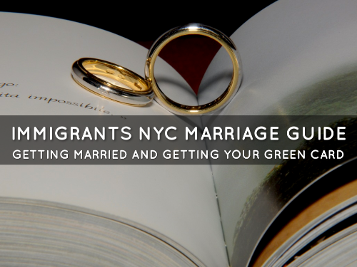 marriage license nyc