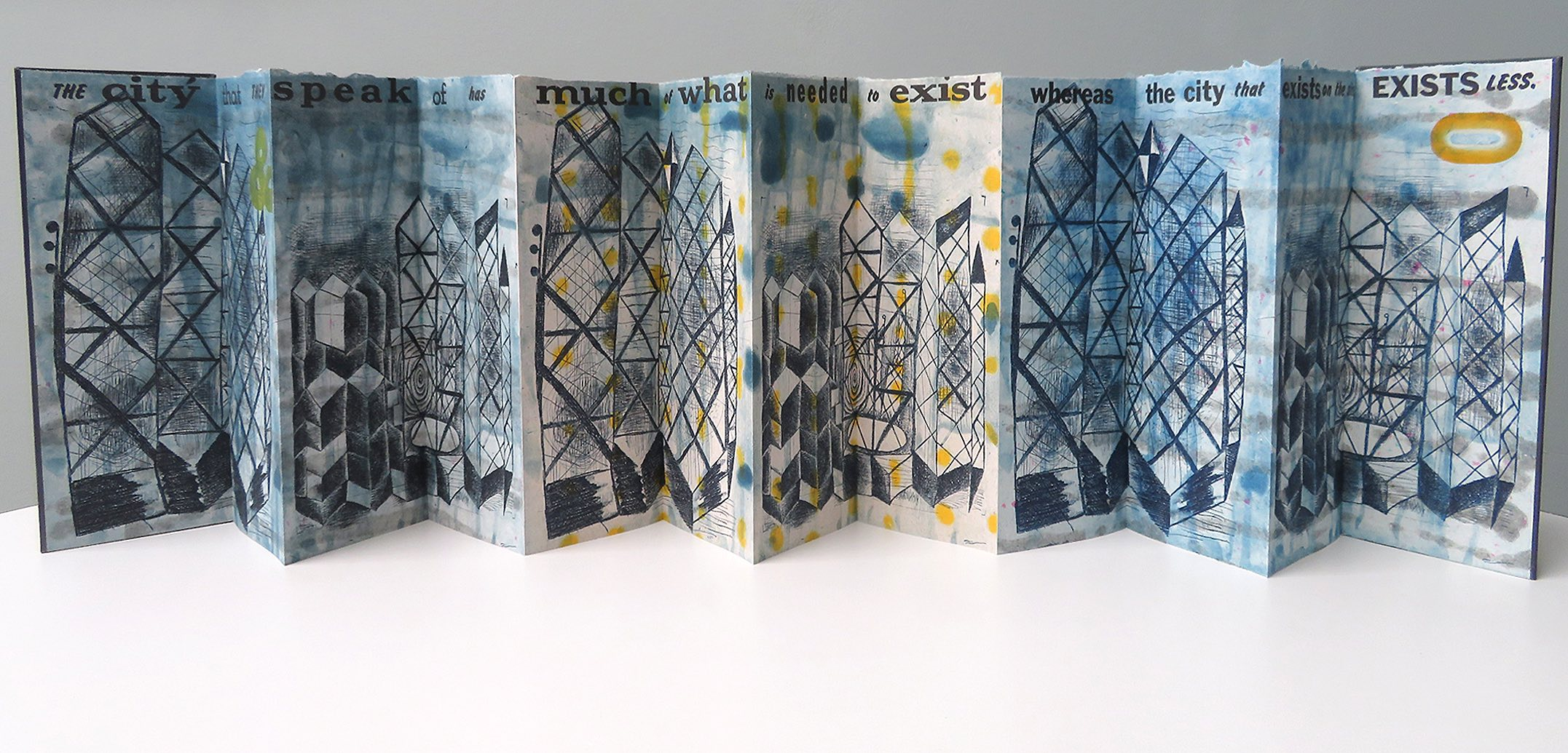 Karen Kunc: Glass Towers