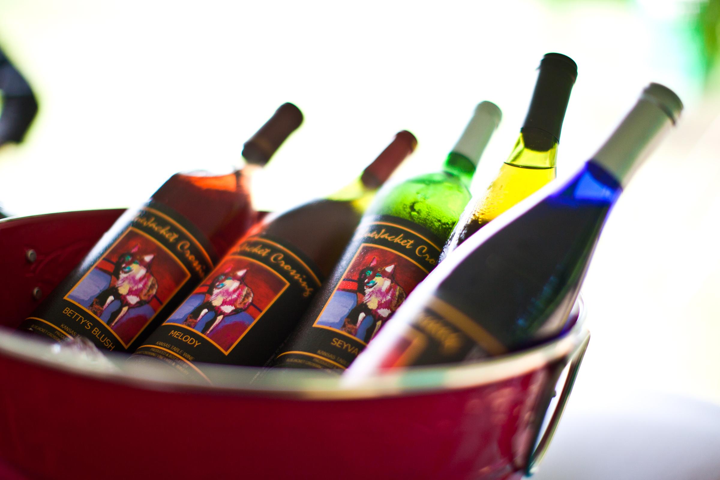 Bottles / Bluejacket Crossing Wine