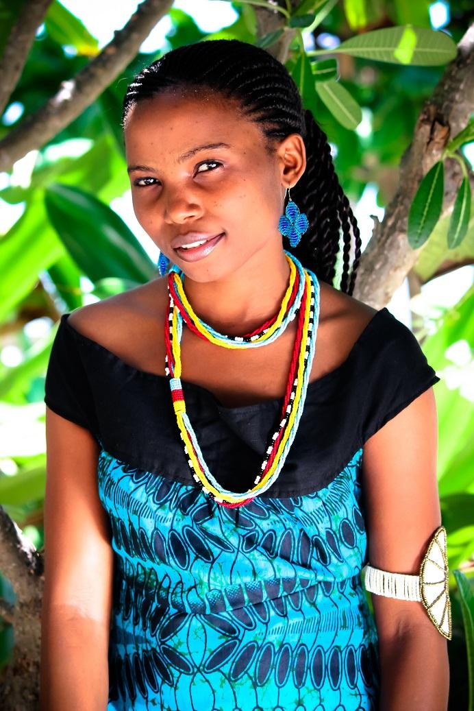 Necklace & Earrings made by Tanzania Maasai Women Art.jpg