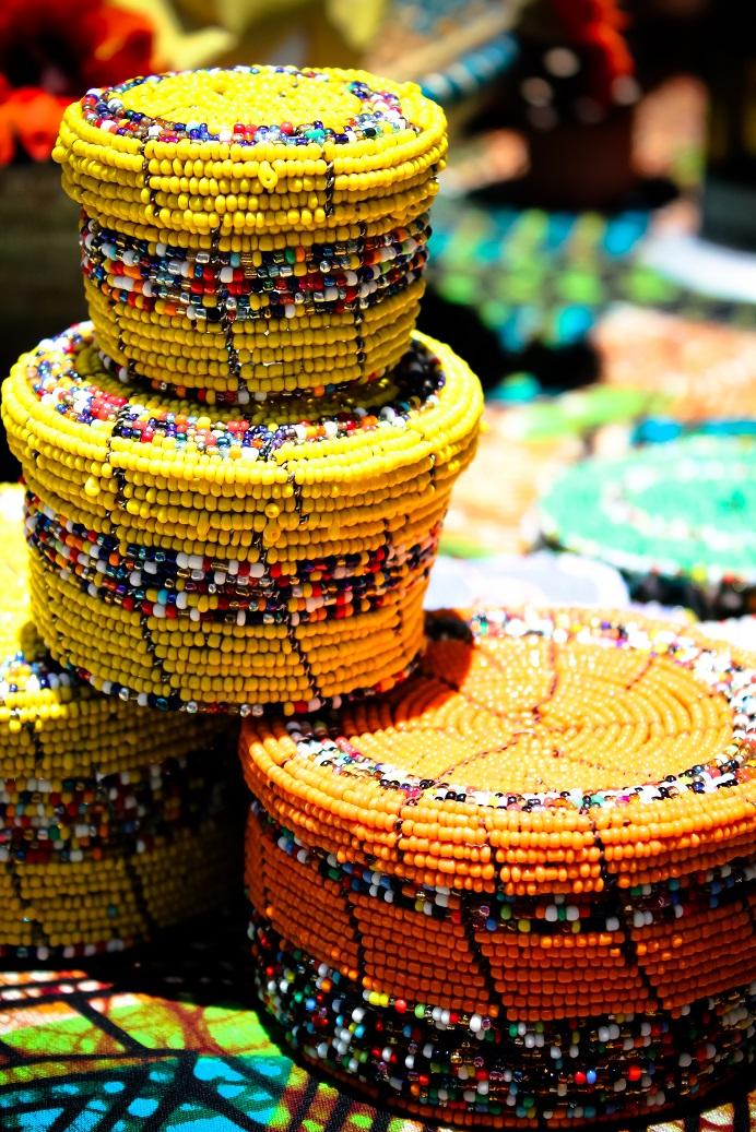 Jewelry box (set of 3) small beads made by Maasai Family.jpg